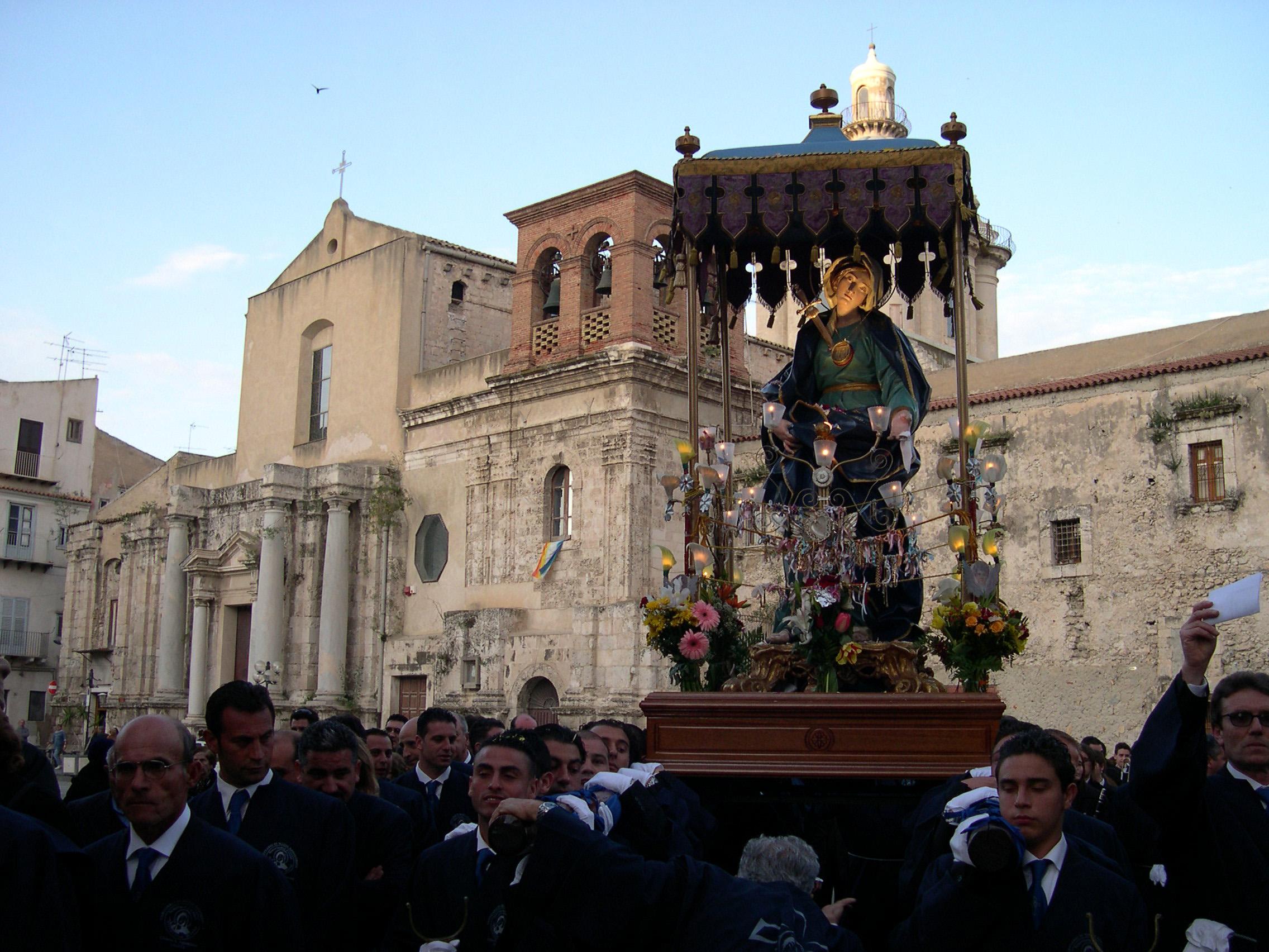 Madonna Addolorata di Sant'Agostino